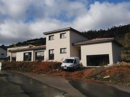 Maison de 170m²
