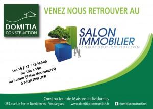 Venez nous retrouver à Montpellier les 16, 17 et 18 Mars