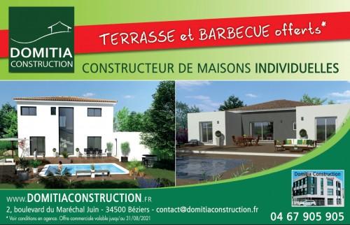 Cet été, terrasse et barbecue Offerts