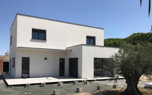 Maison de 165m² à étage