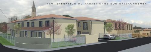 9 nouvelles maisons à Maraussan